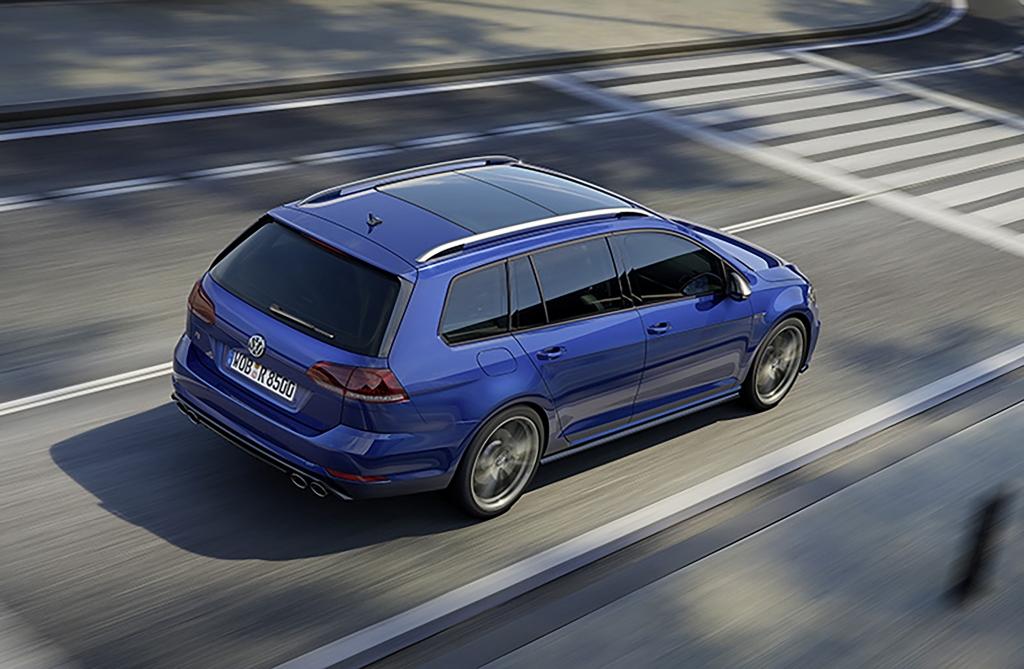 Volkswagen Golf R Update 2017