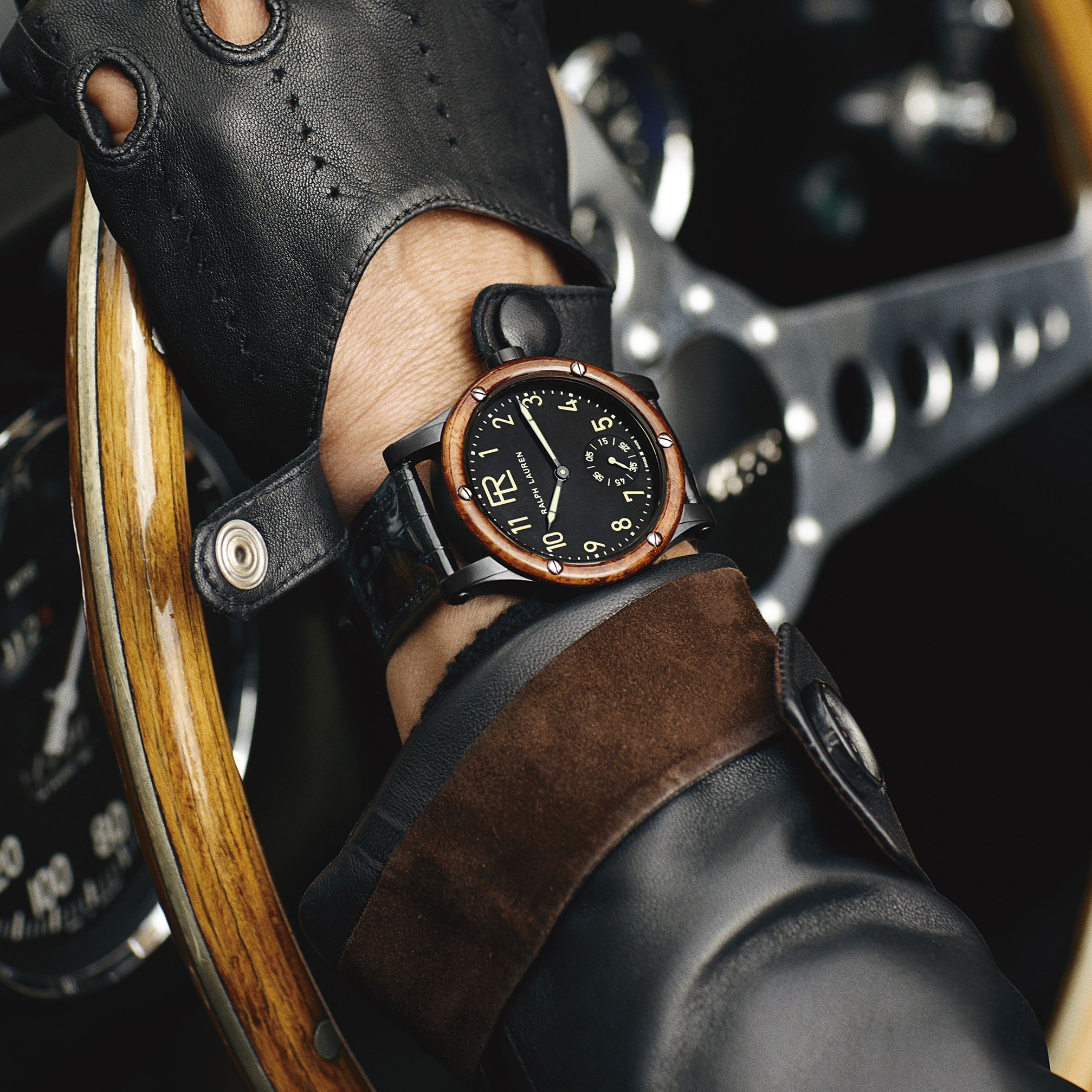Ralph Lauren Automotive 39mm chronometer