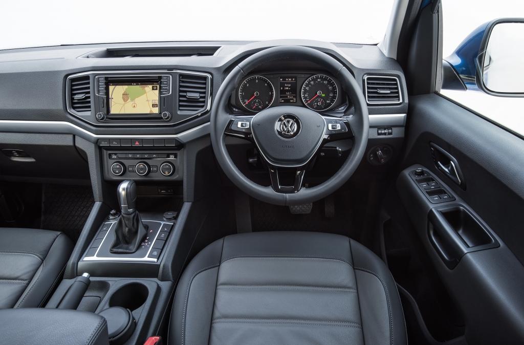 2017 Volkswagen Amarok V6 TDI