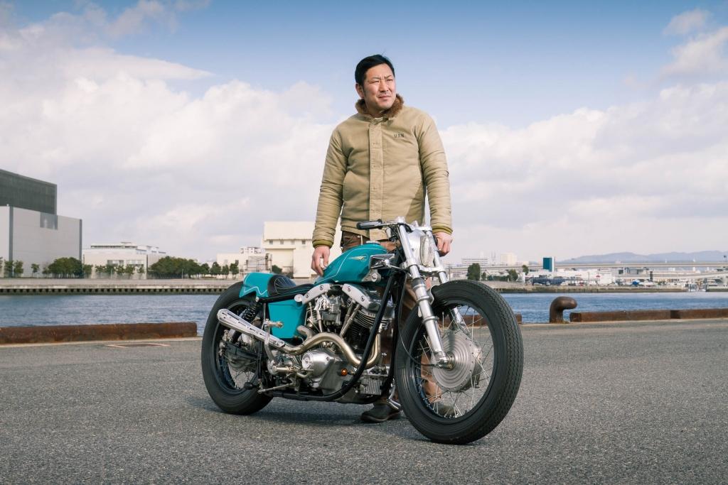 Jonny Fleetwood in Japan Part 1