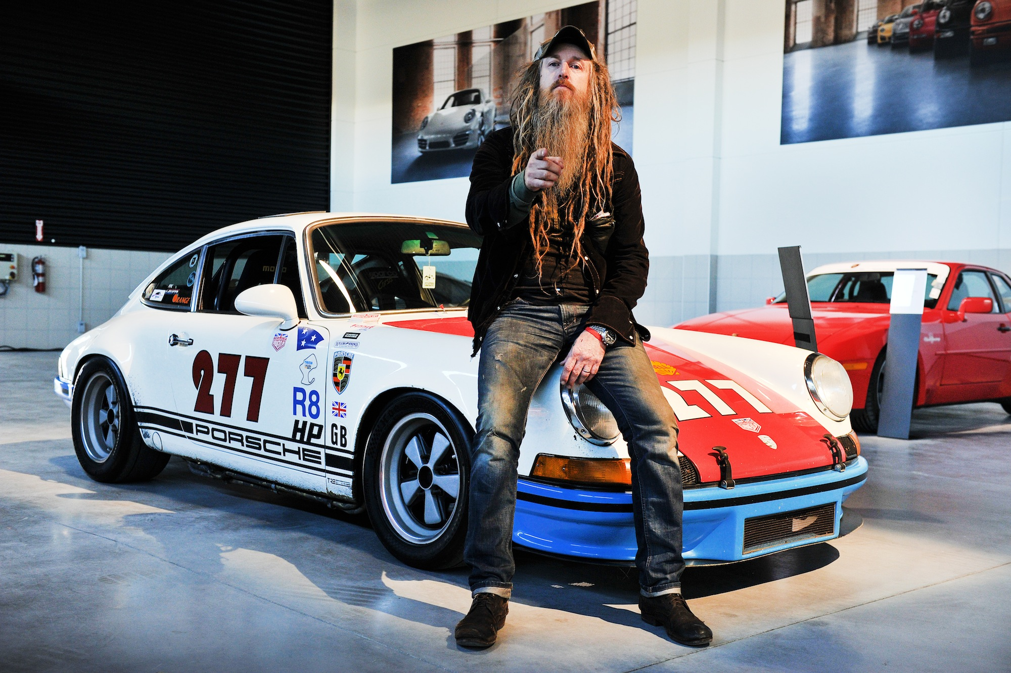 Magnus Walker Porsche 911 277 Oakville