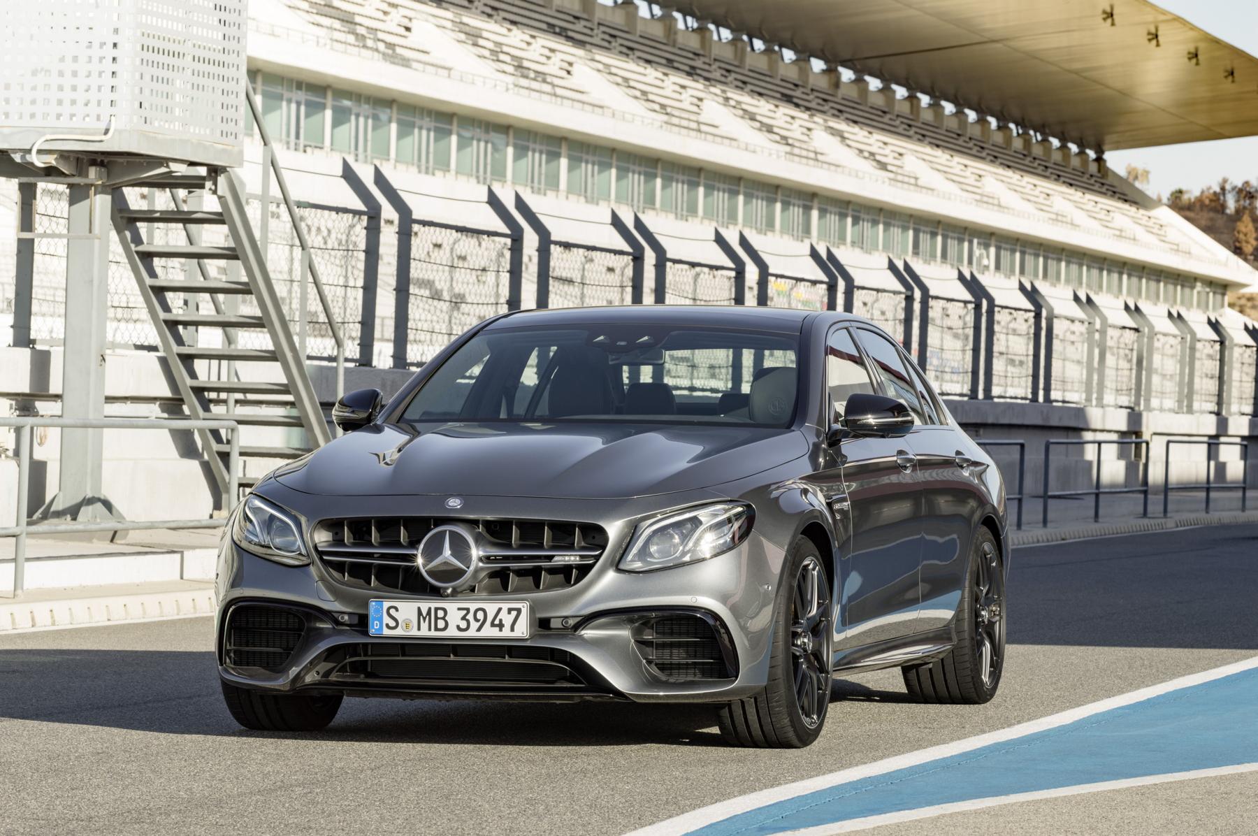 W 213, 2016 // Mercedes-AMG E 63 S, W 213,