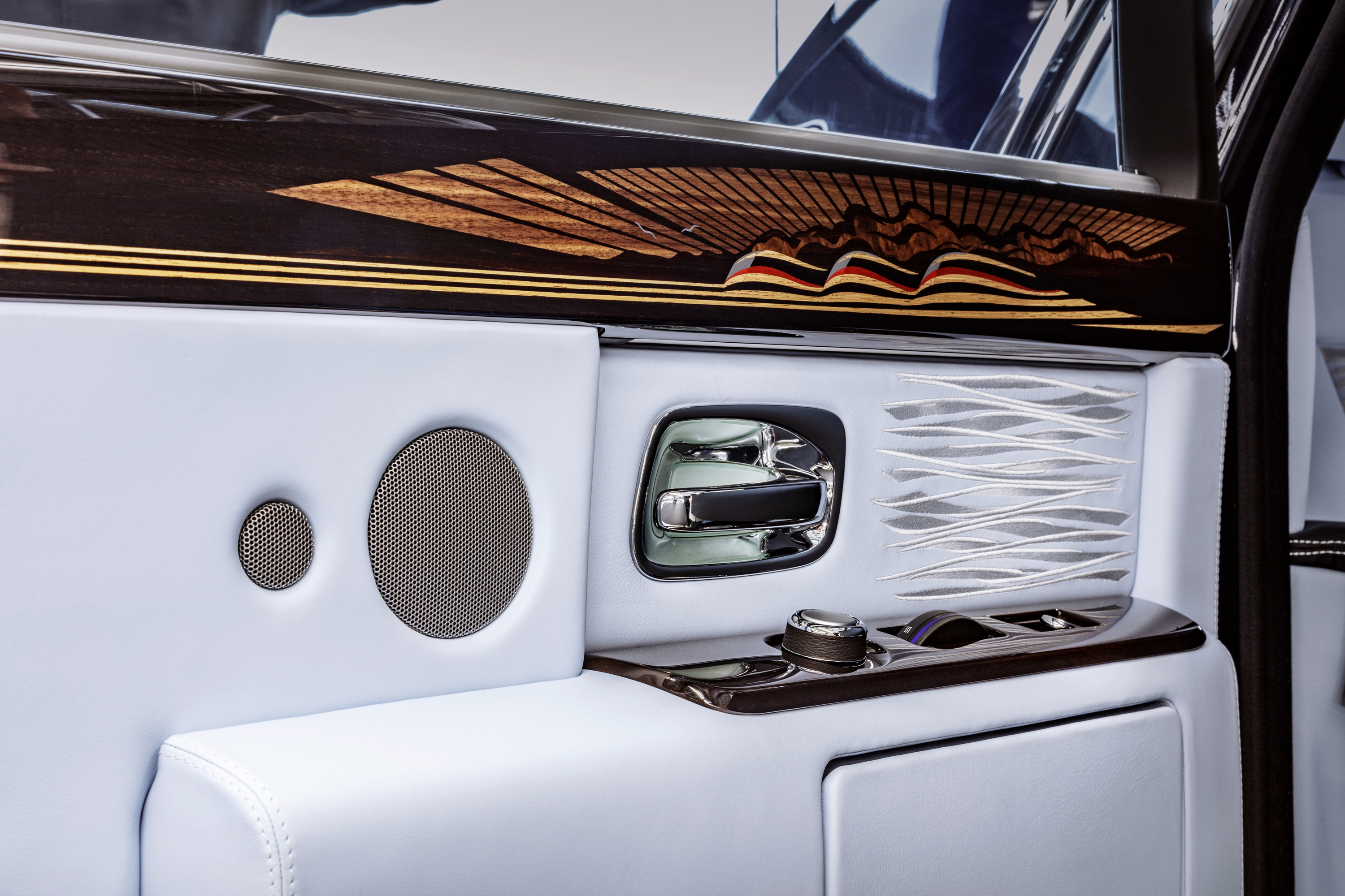 Final Rolls-Royce Phantom VII craftsmanship