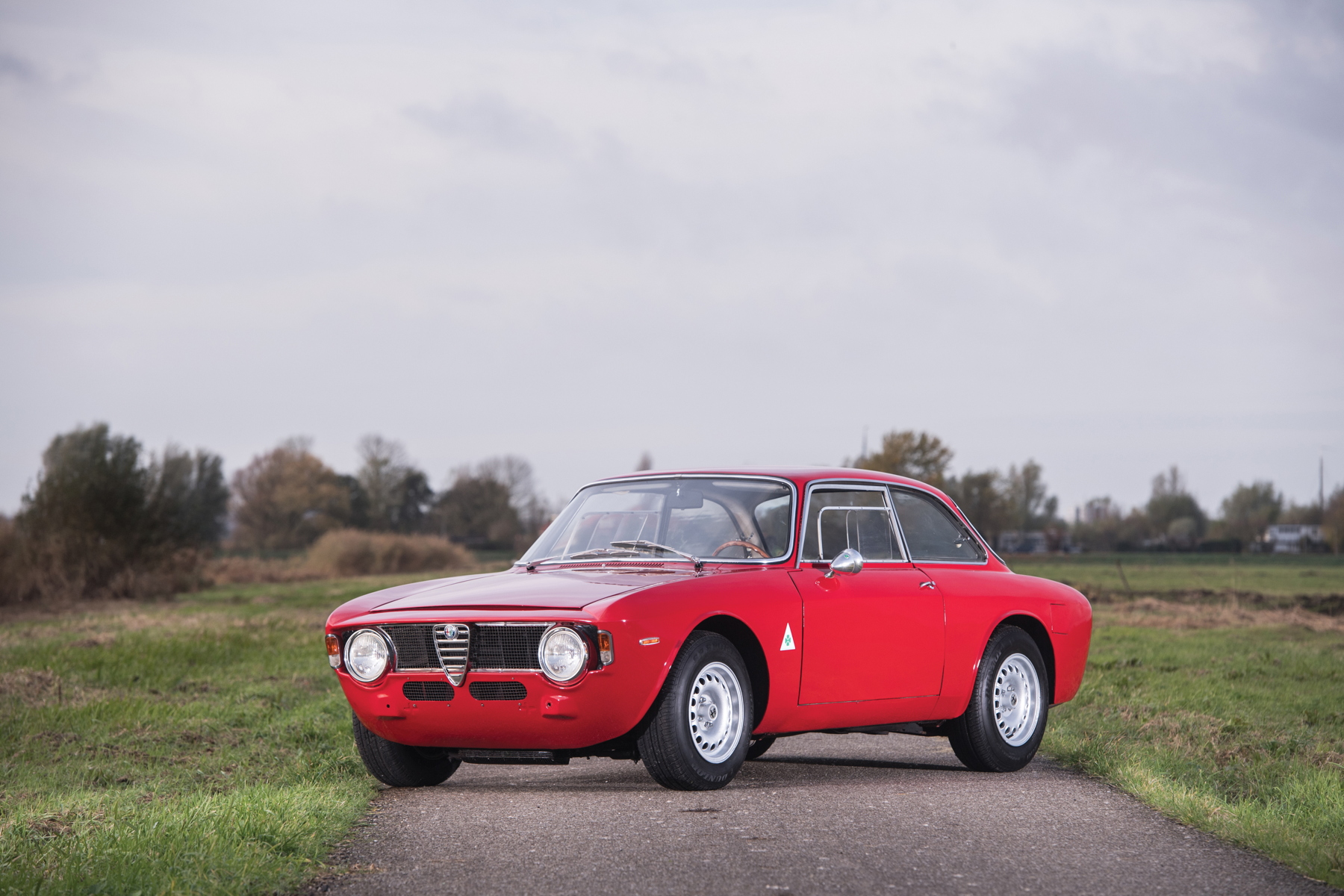 RM Sotheby's Retromobile - Alfa Romeo Giulia Sprint GTA front