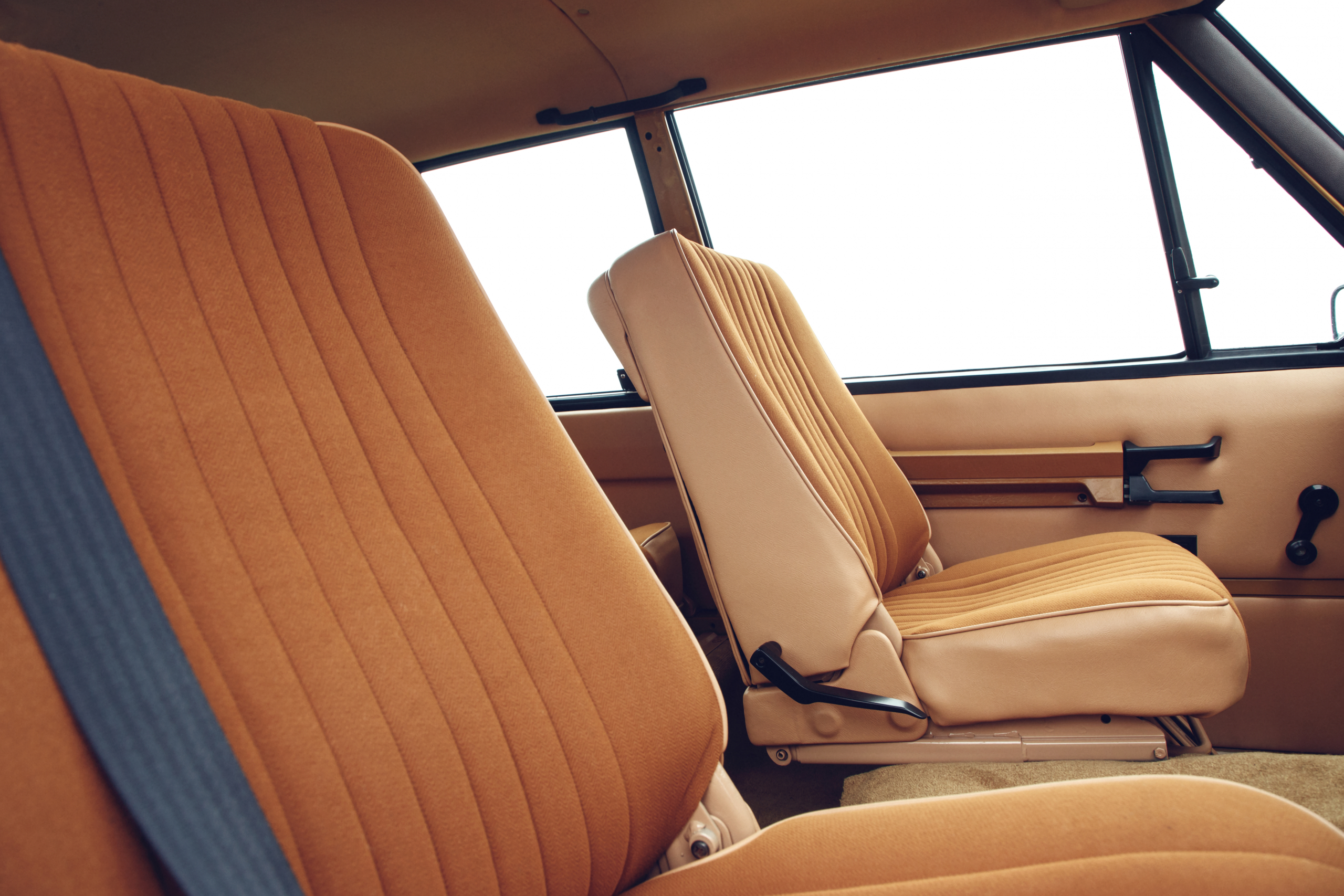 Range Rover Reborn 1978 Range Rover Classic