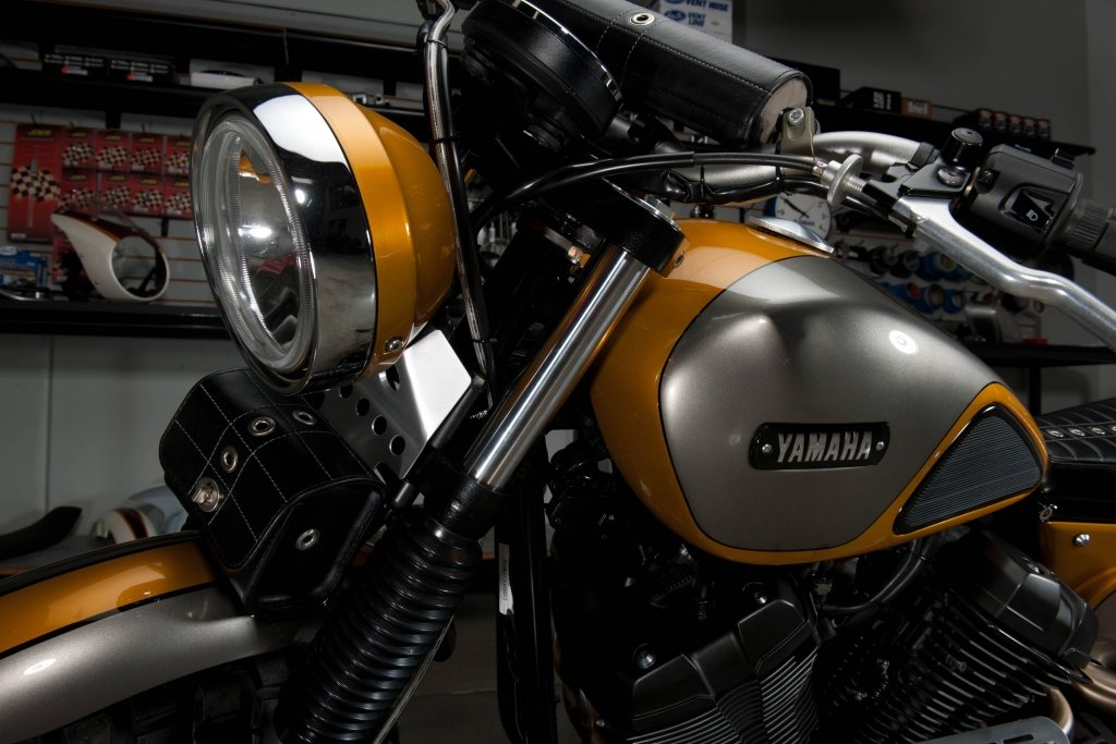Yamaha Yard Built SCR950