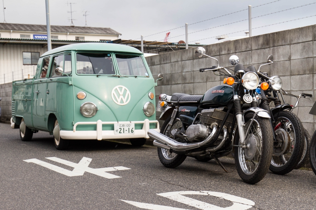 Heiwa Motorcycles Jonny Fleetwood in Japan Part 2