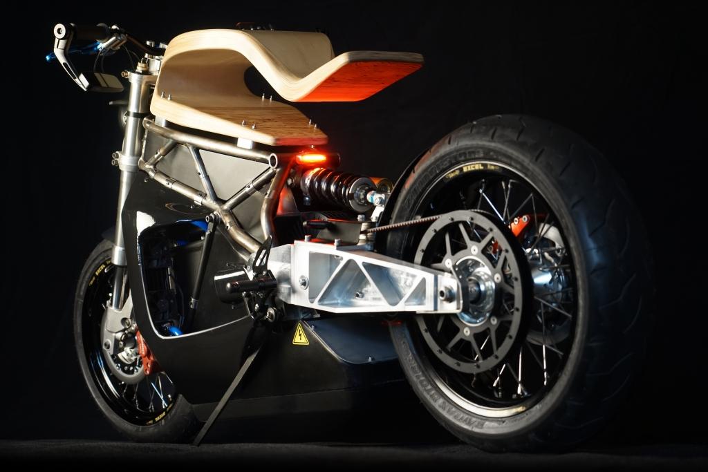 Essence Motocycles E-RAW V2.1