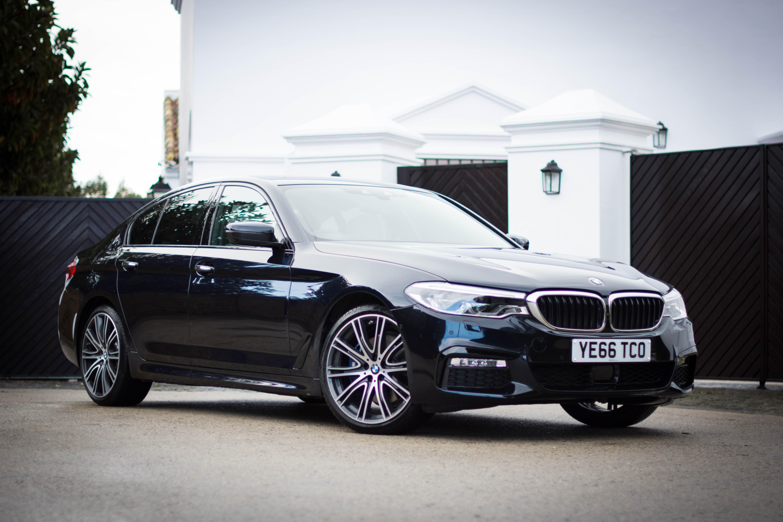 2017 BMW 530d xDrive front