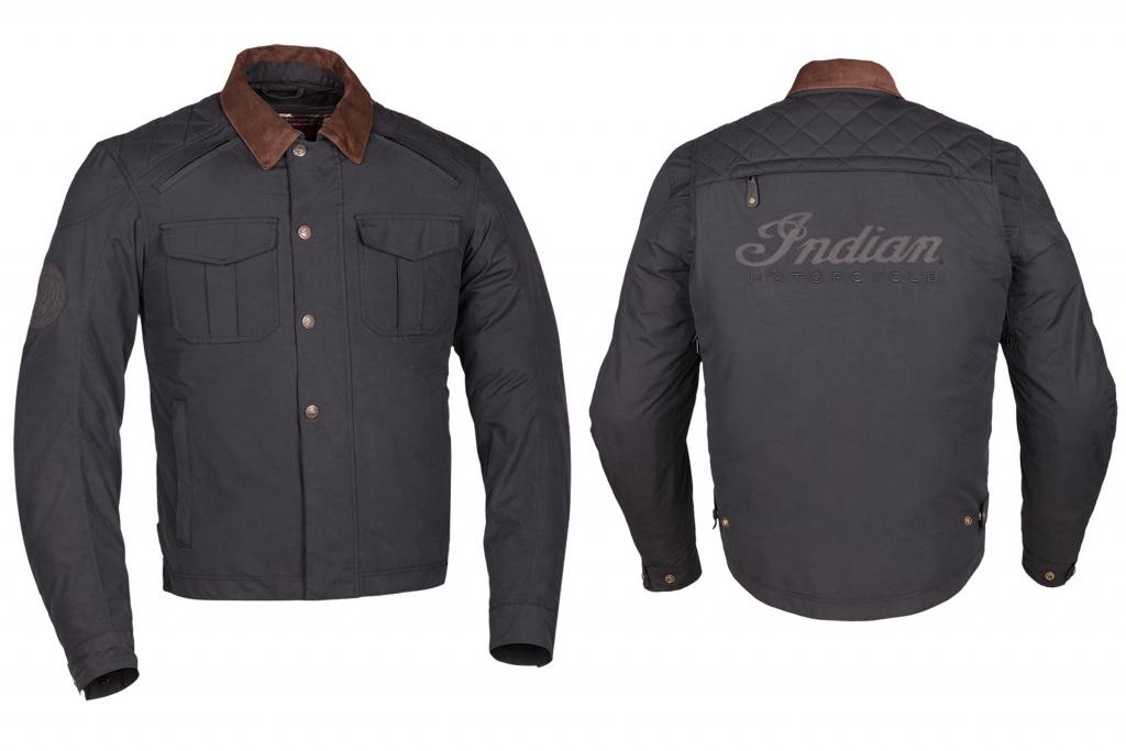 Indian Frontier Jacket