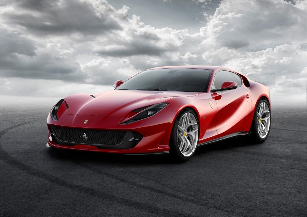 Ferrari 812 Superfast Geneva Motor Show 2017