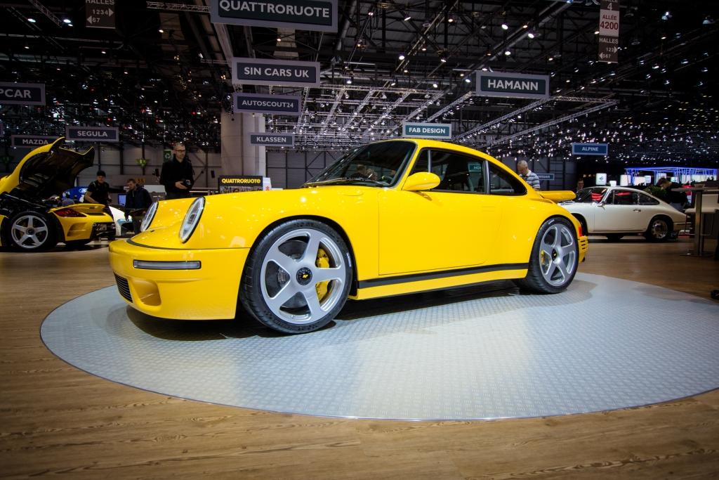 RUF CTR Geneva Motor Show