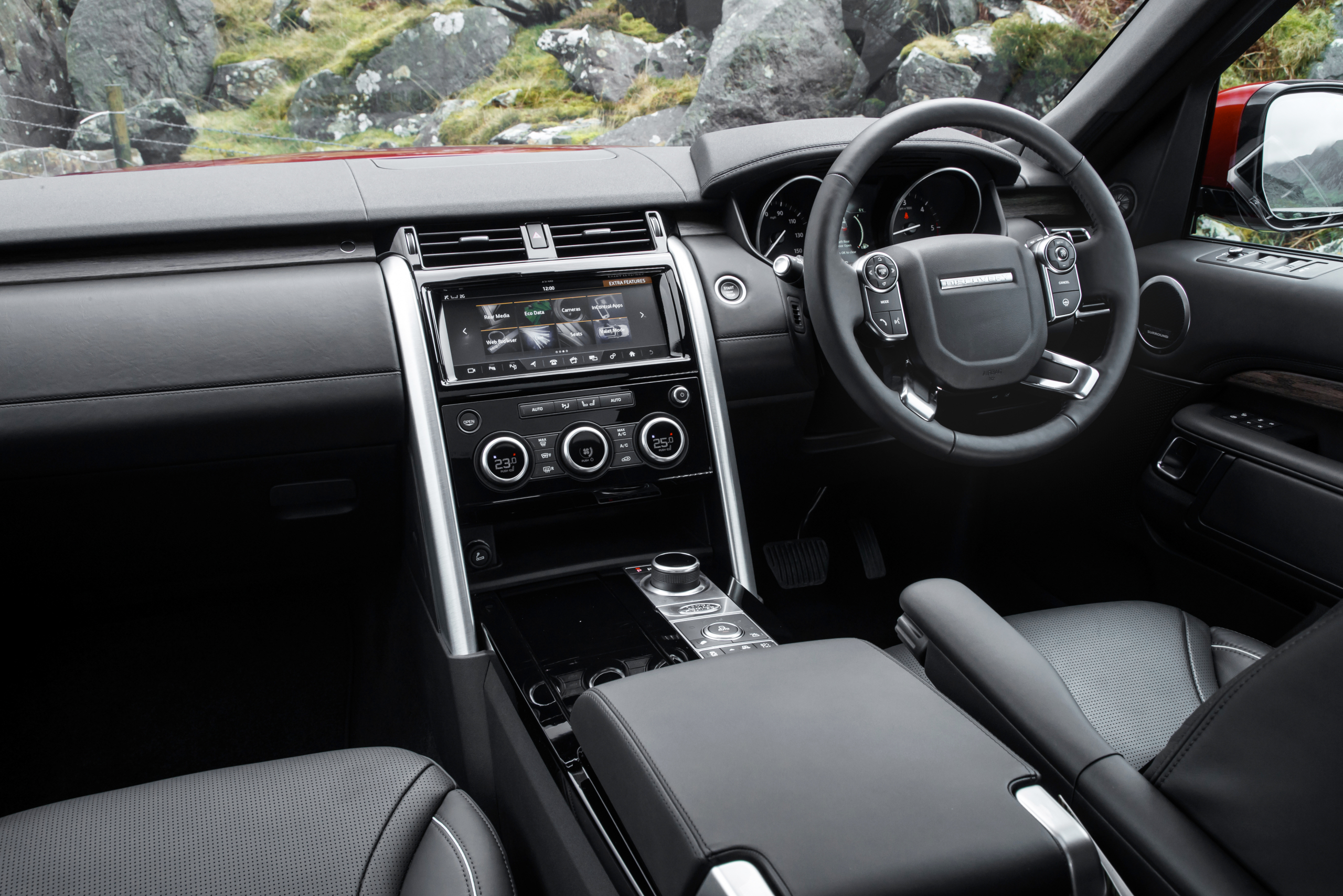 100 Old Land Rover Discovery Interior 2017 Land Rover Discovery First Drive Review