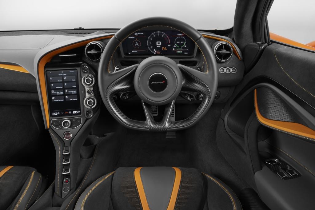 McLaren 720 S at Geneva Motor Show 2017