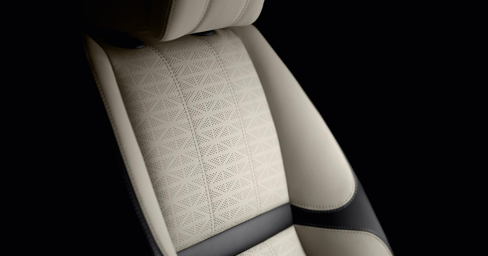 Range Rover Velar seat