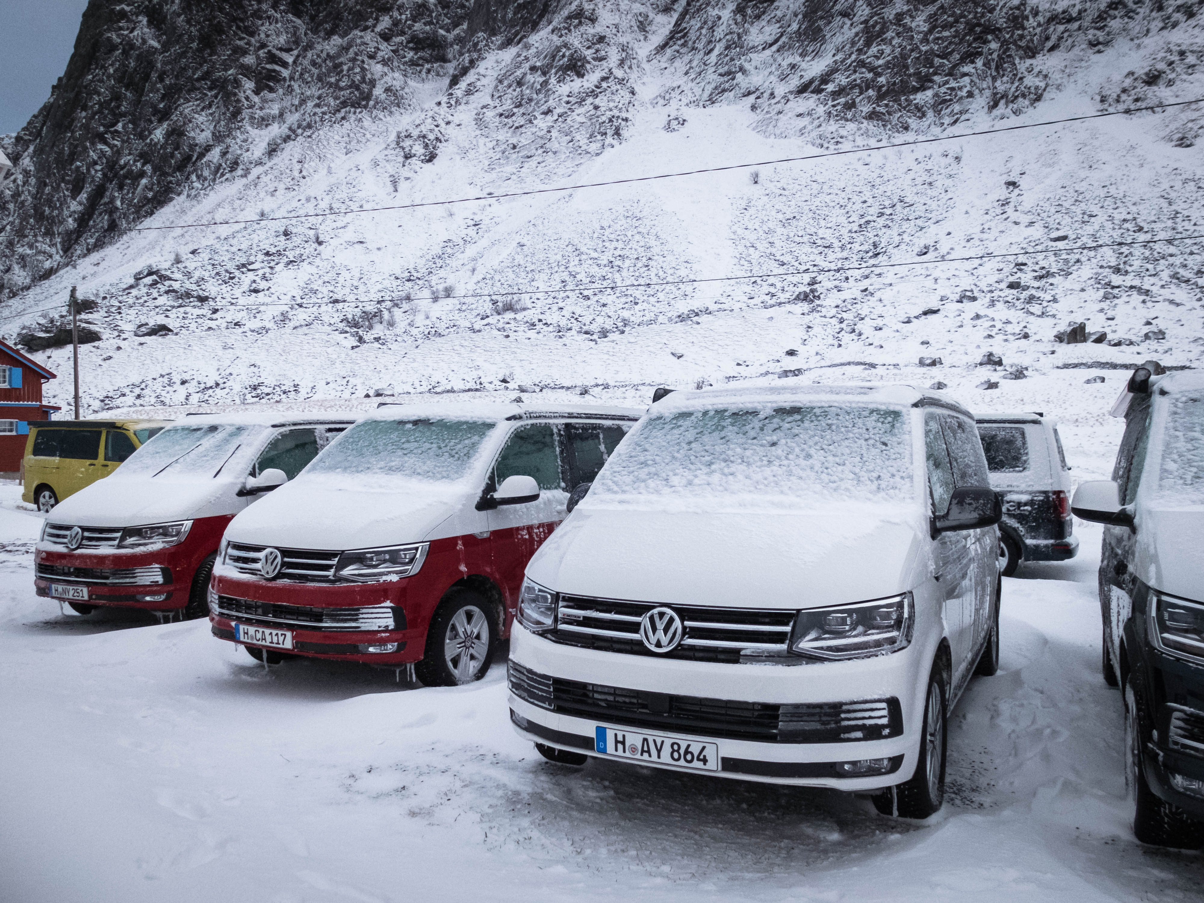 Volkswagen California Arctic Part Two-2