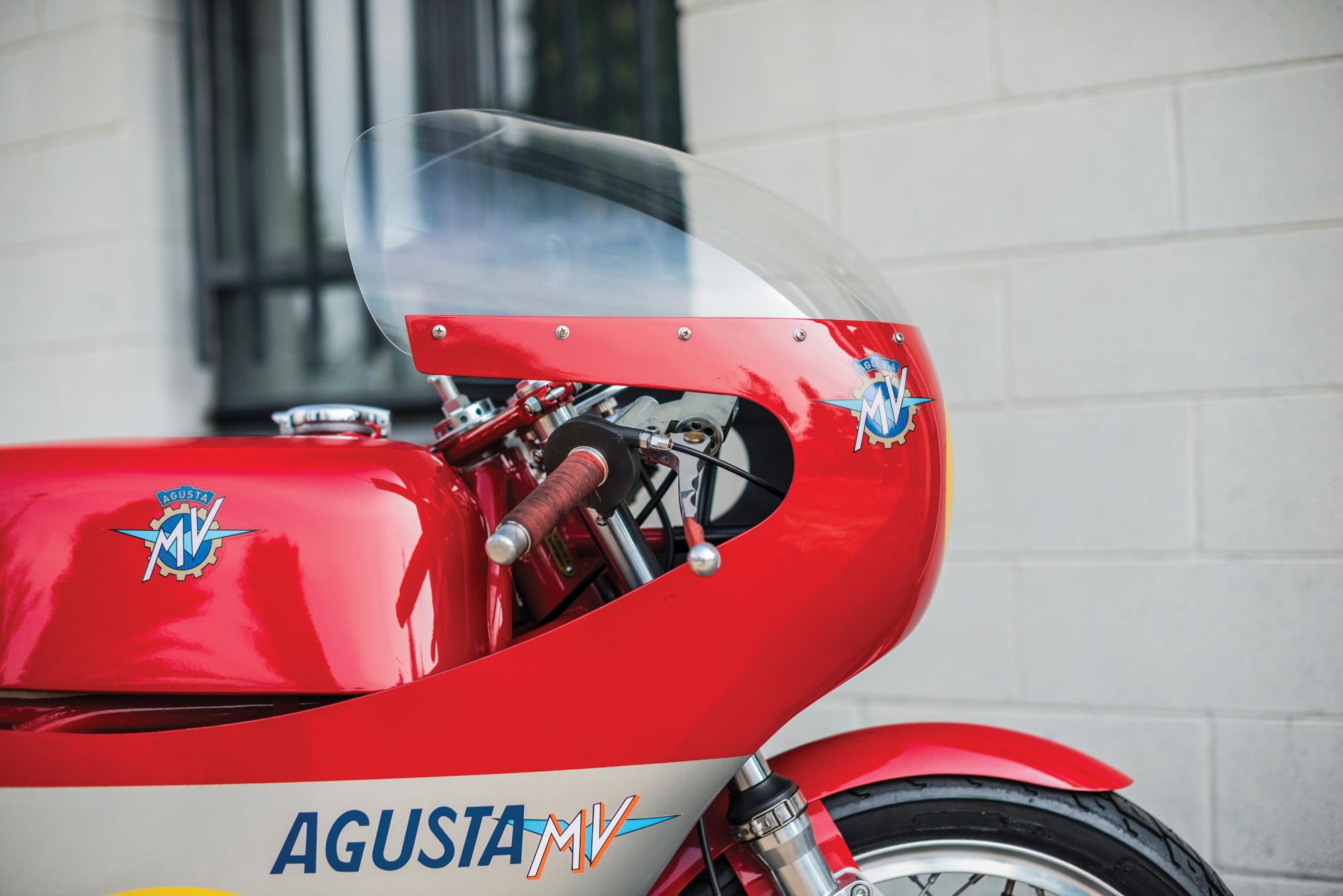 MV Agusta 500 fairing 2017 Villa Erba