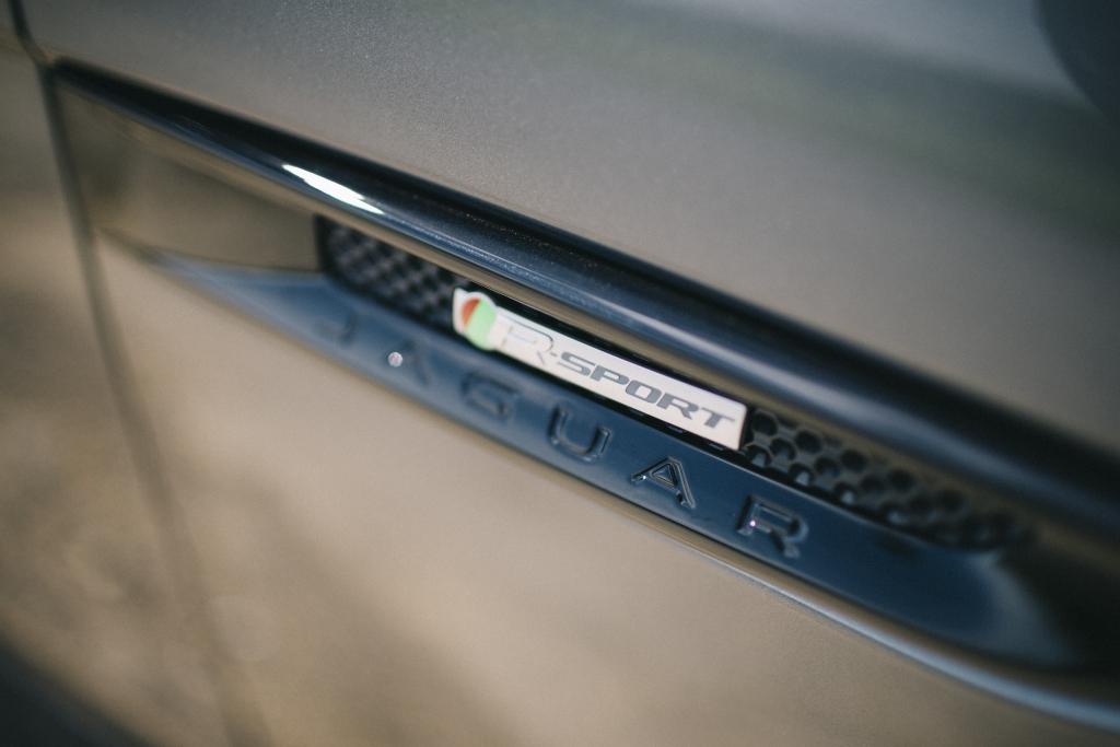 Jaguar F-Pace MY18
