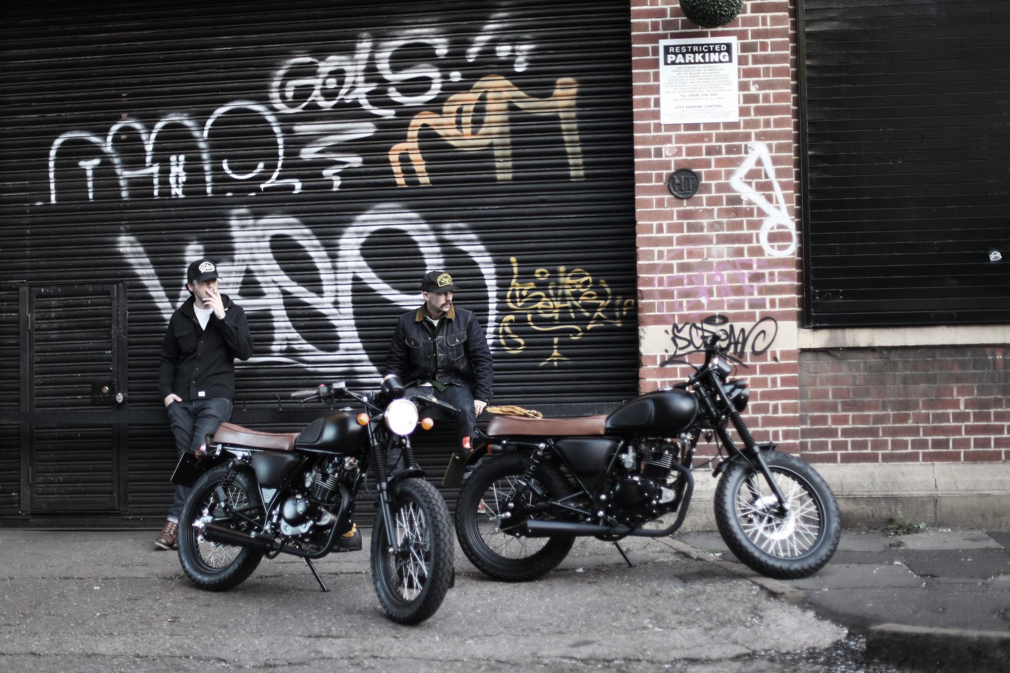 2017 Mutt Motorcycles range