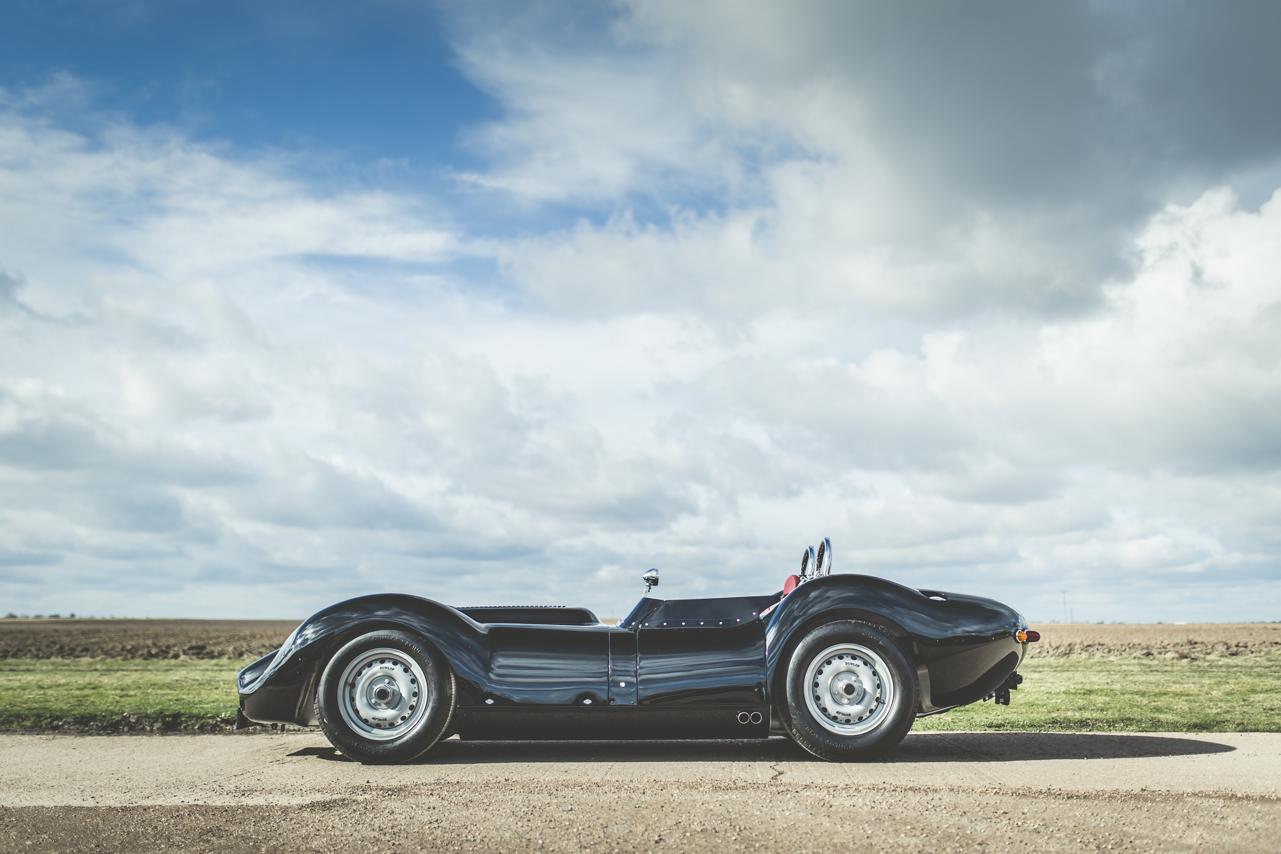 Lister Knobbly road-legal side