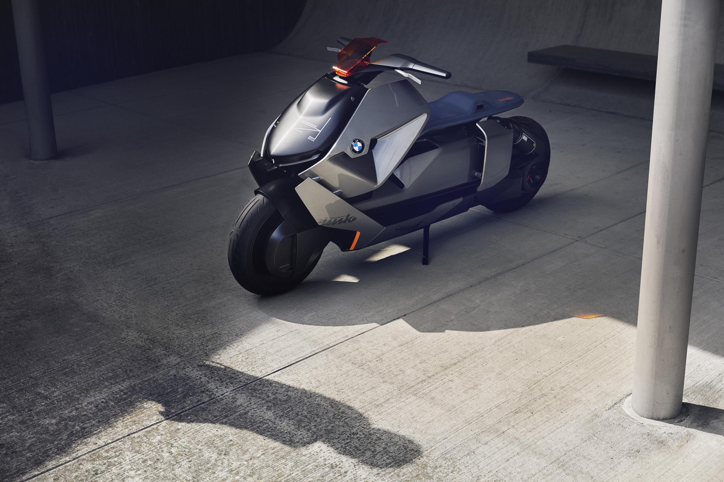 BMW Motorrad Concept Link front