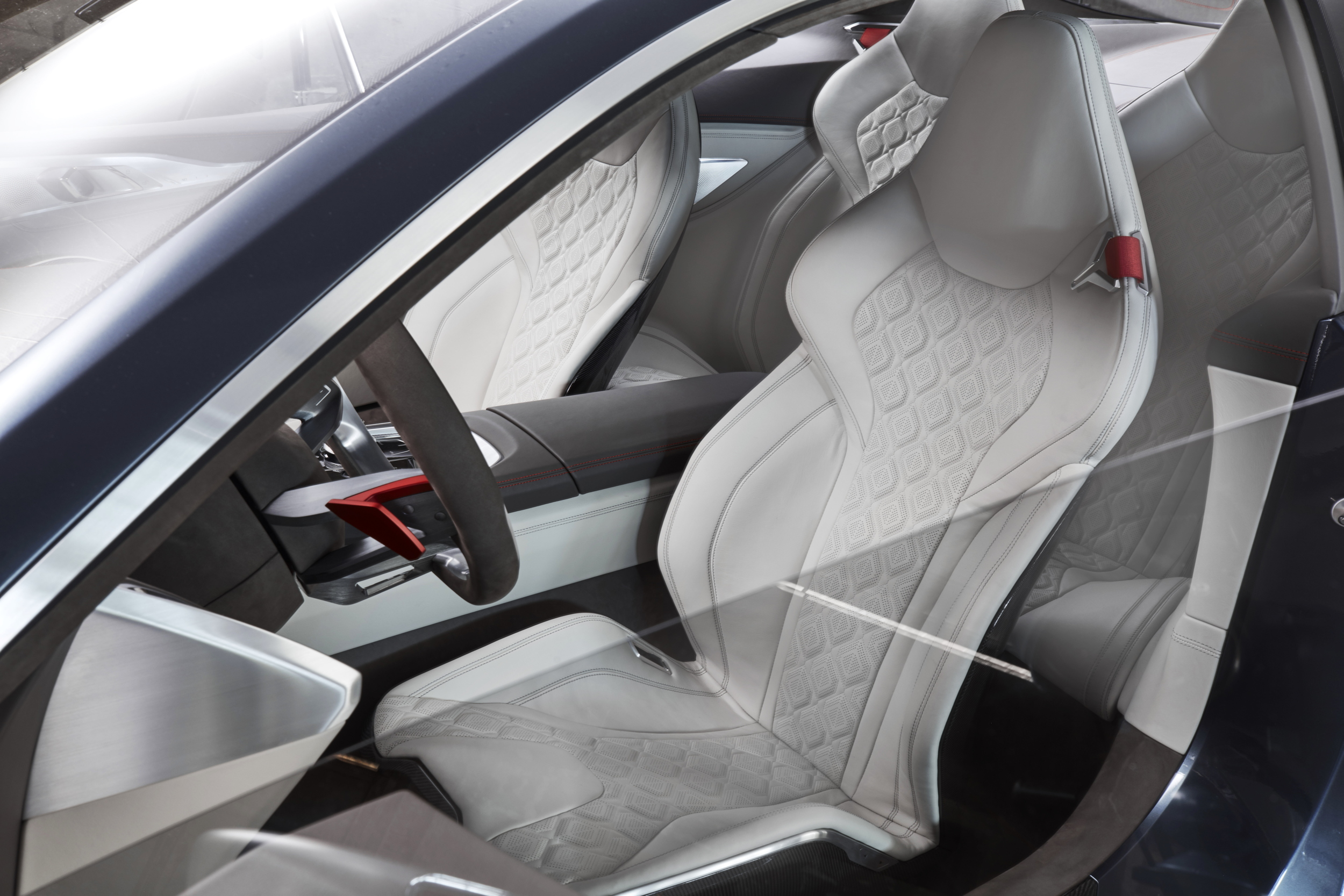 BMW Concept 8 Series seat