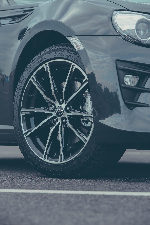 2017 Toyota GT86 wheel