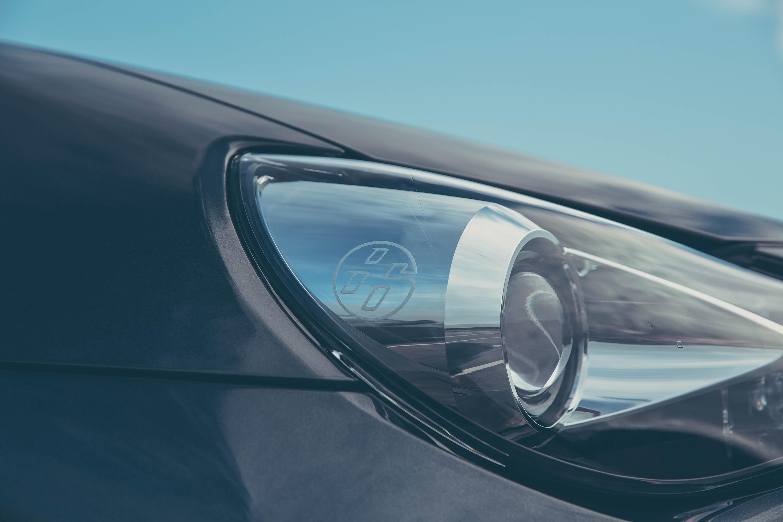 2017 Toyota GT86 headlight detail