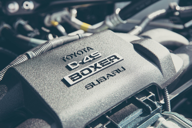2017 Toyota GT86 engine