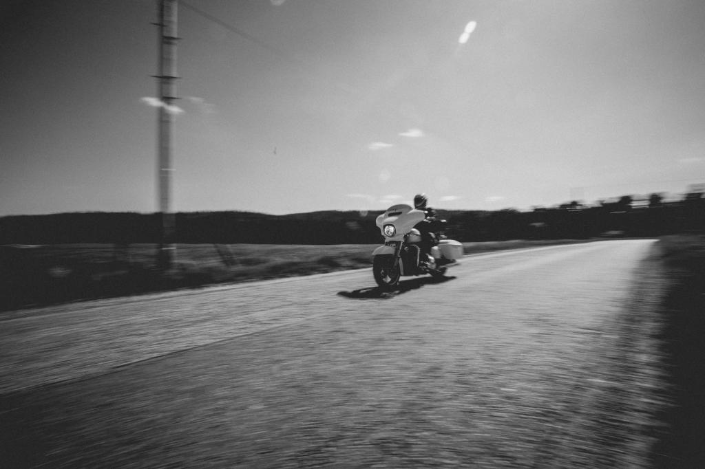 Harley-Davidson Street Glide Scotland Part 2
