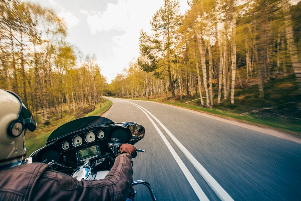 Harley-Davidson Street Glide Scotland