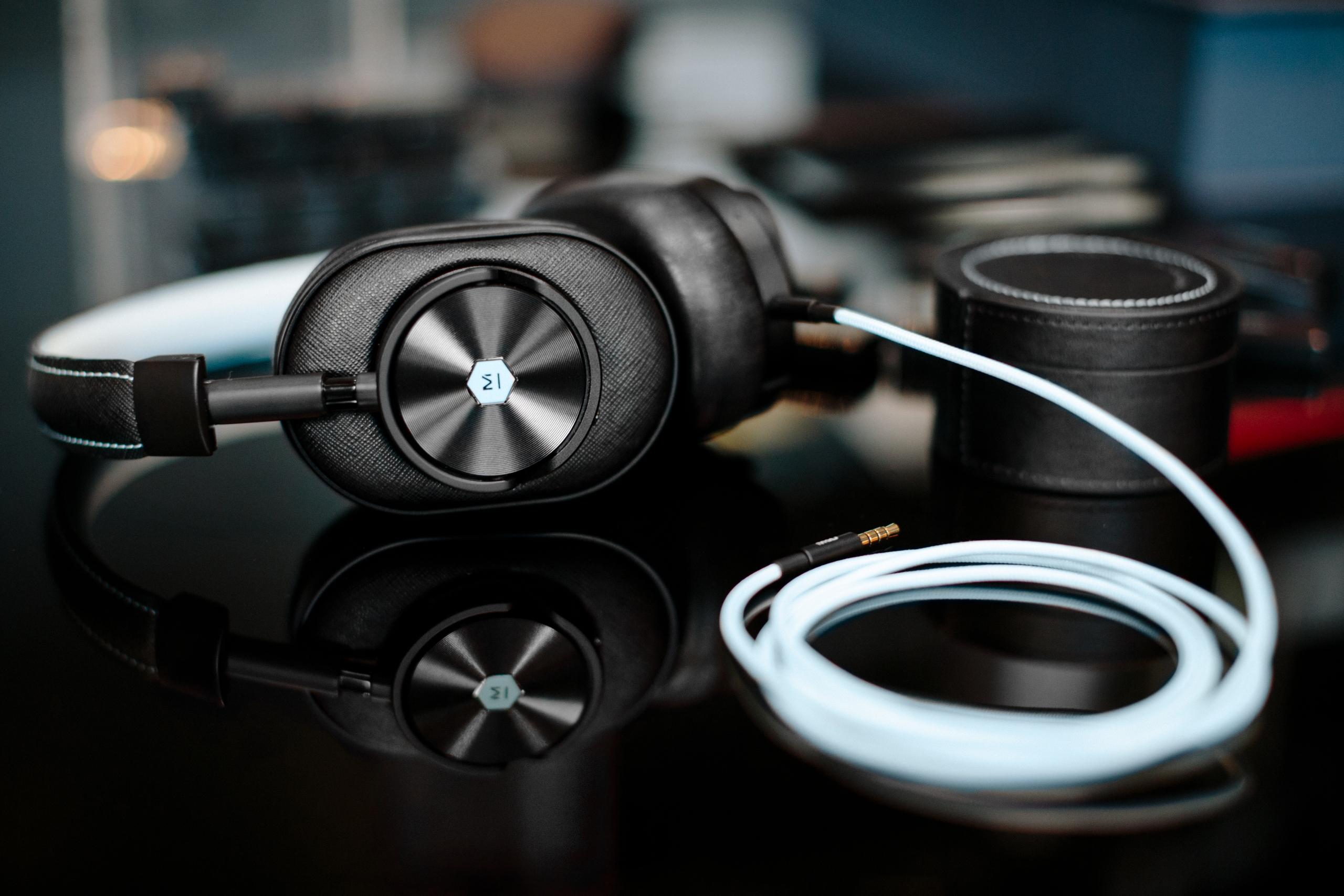Master & Dynamic Bamford headphones