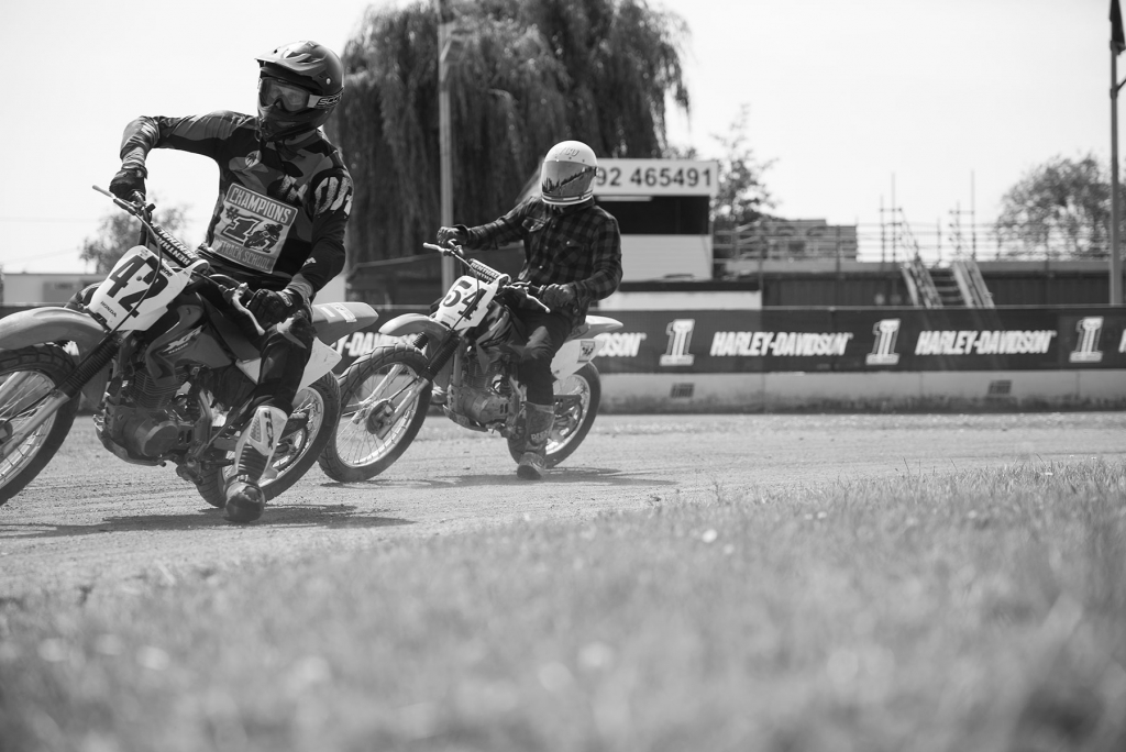 Flat Out Flat Track Day