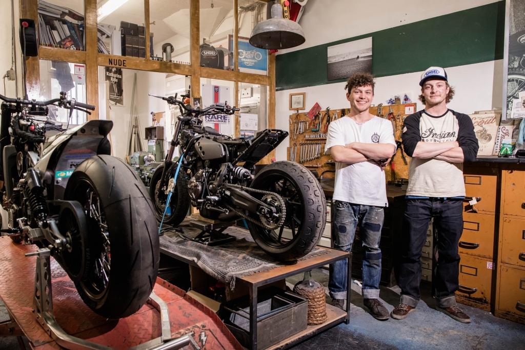 Young Guns Speed Shop