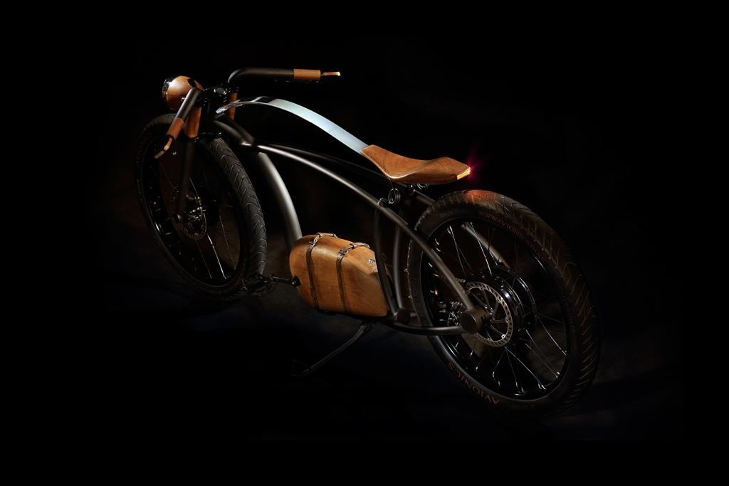 Avionics V1 electric bicycle