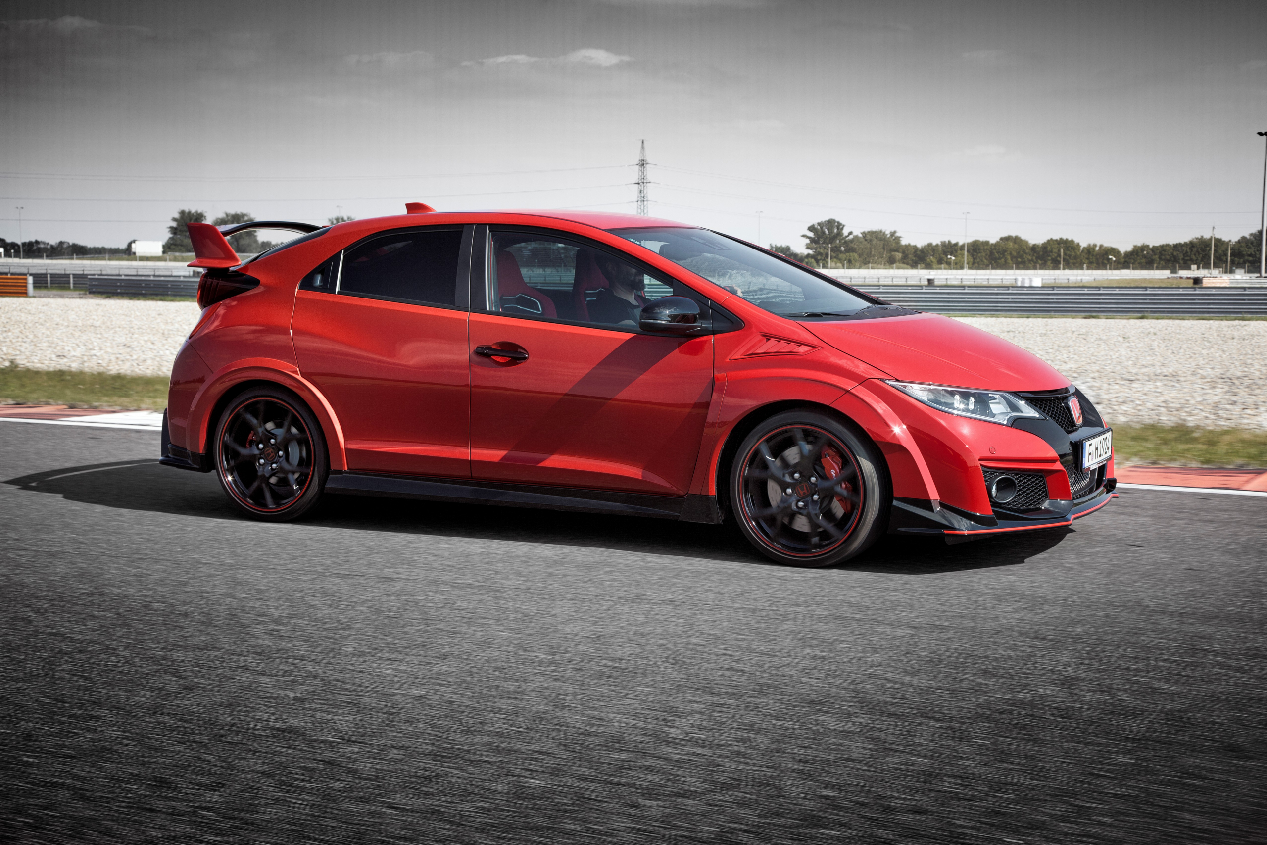 2015 Honda Civic Type R FK2