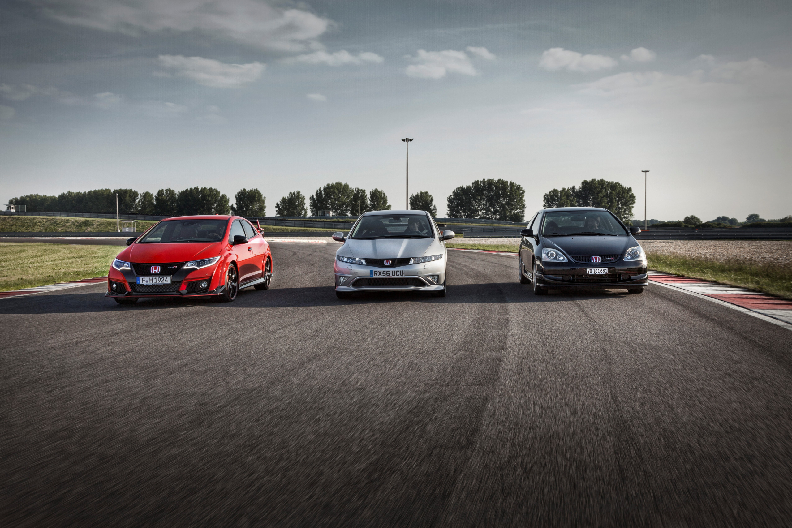 Honda Civic Type R 20th anniversary