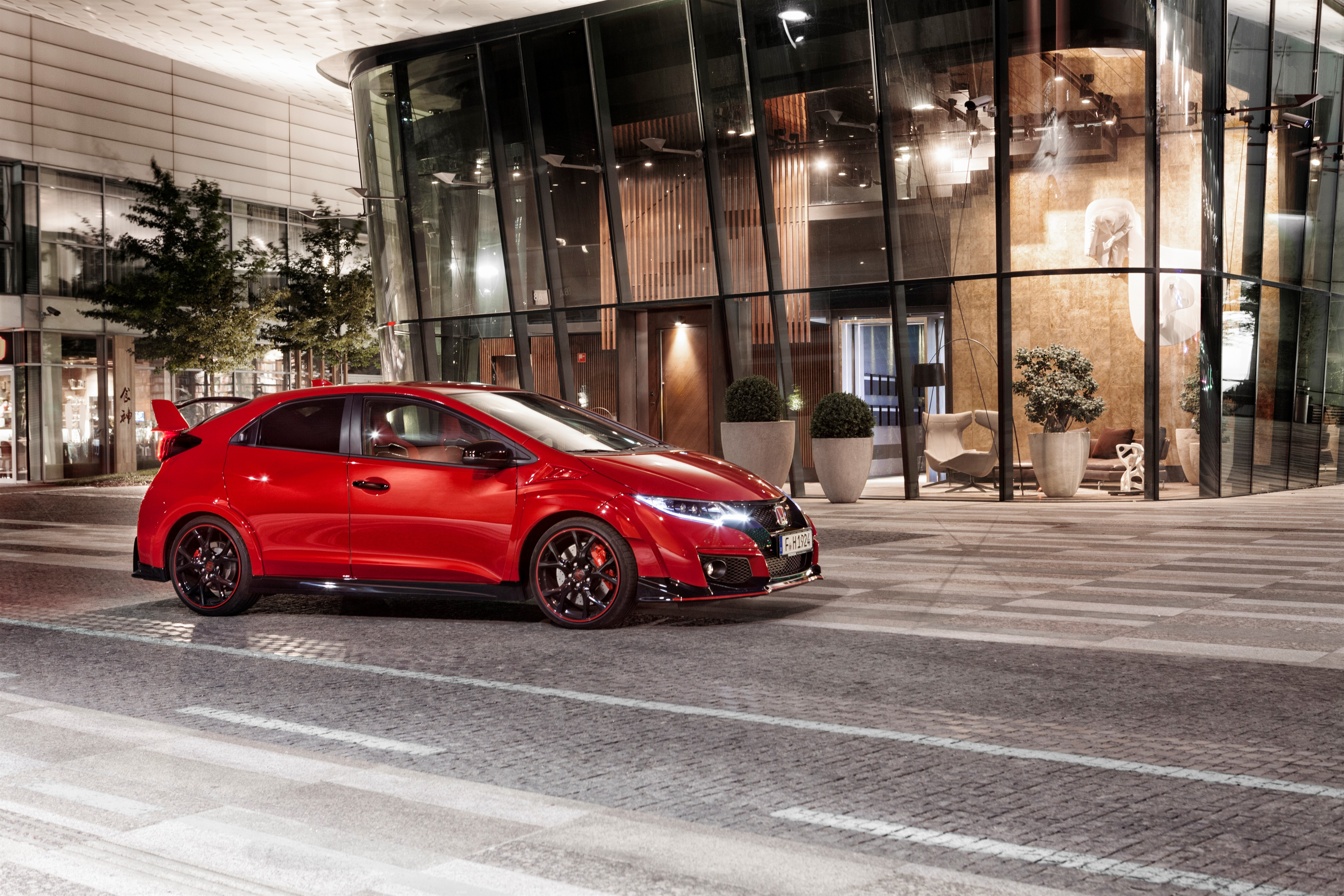 2015 Honda Civic Type R FK2 static