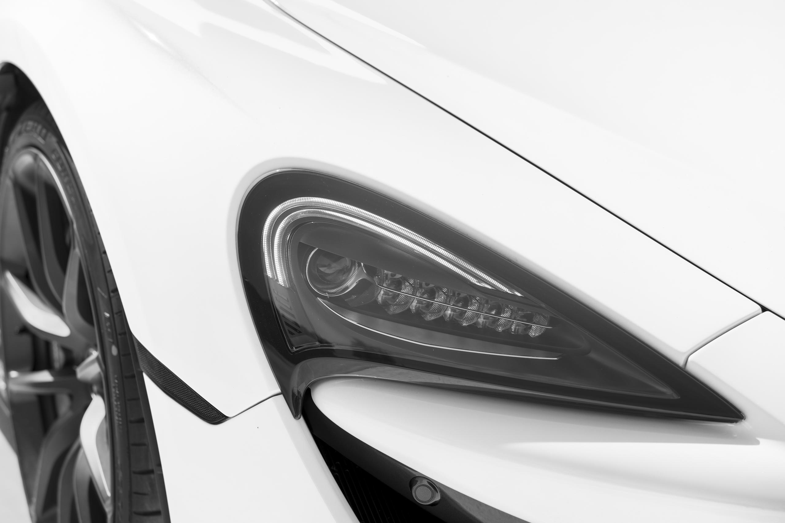 McLaren 570S Spider Launch