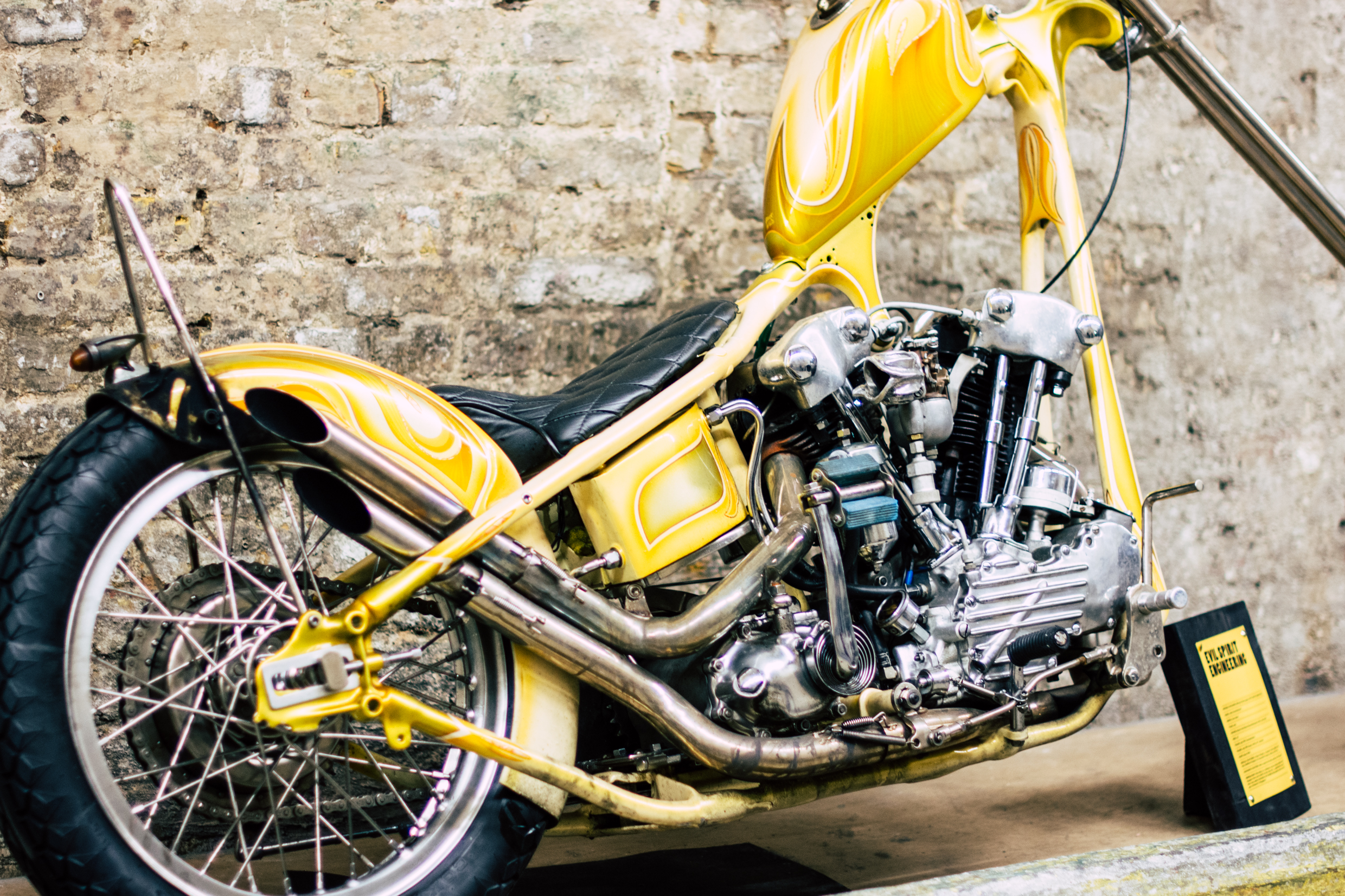 London Assembly Motorcycle Show 2017