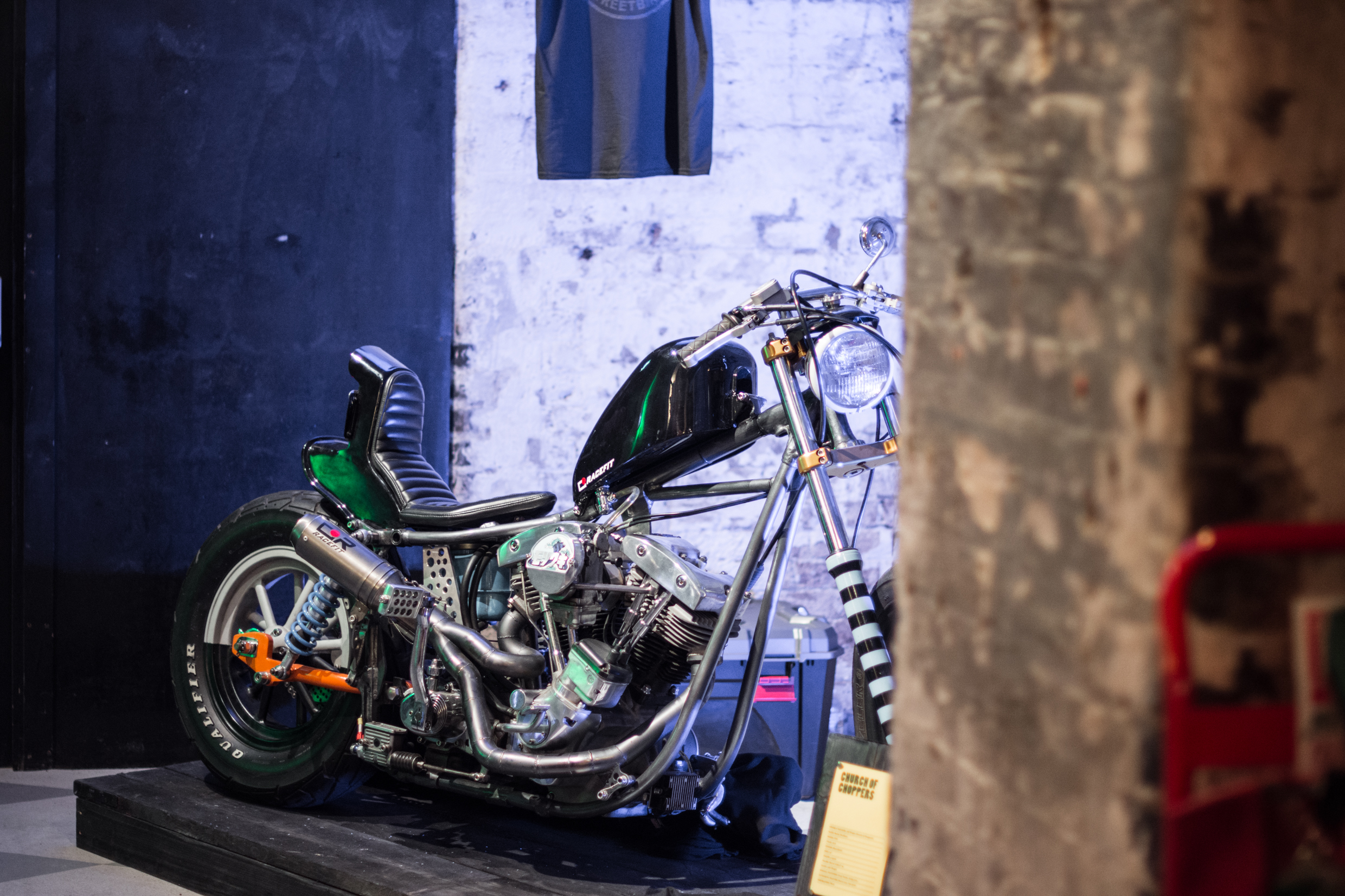 Assembly London Motorcycle Show 2017