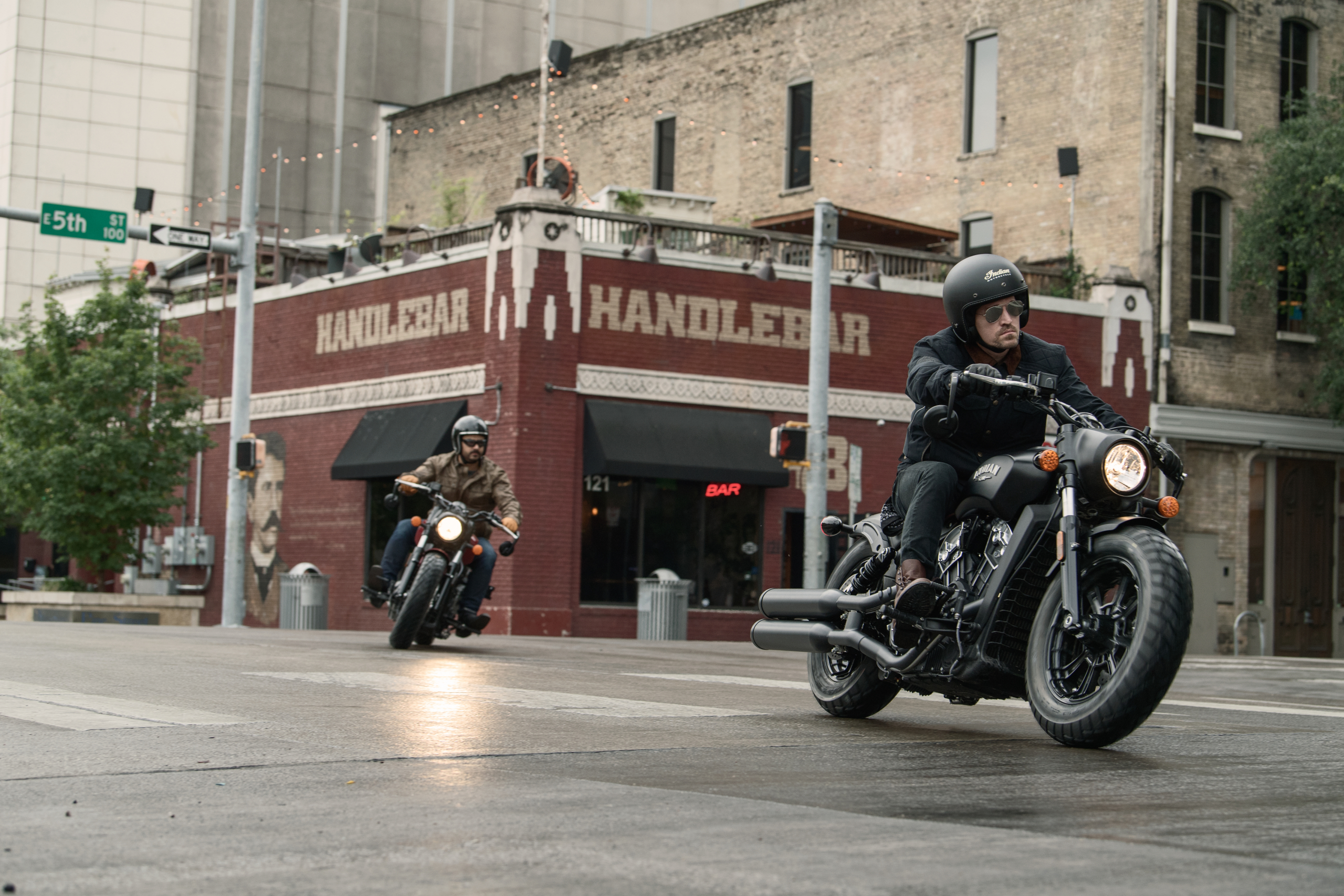 Indian Scout Bobber News