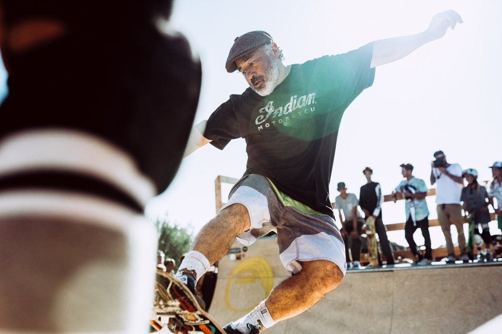 Steve Caballero Wheels & Waves