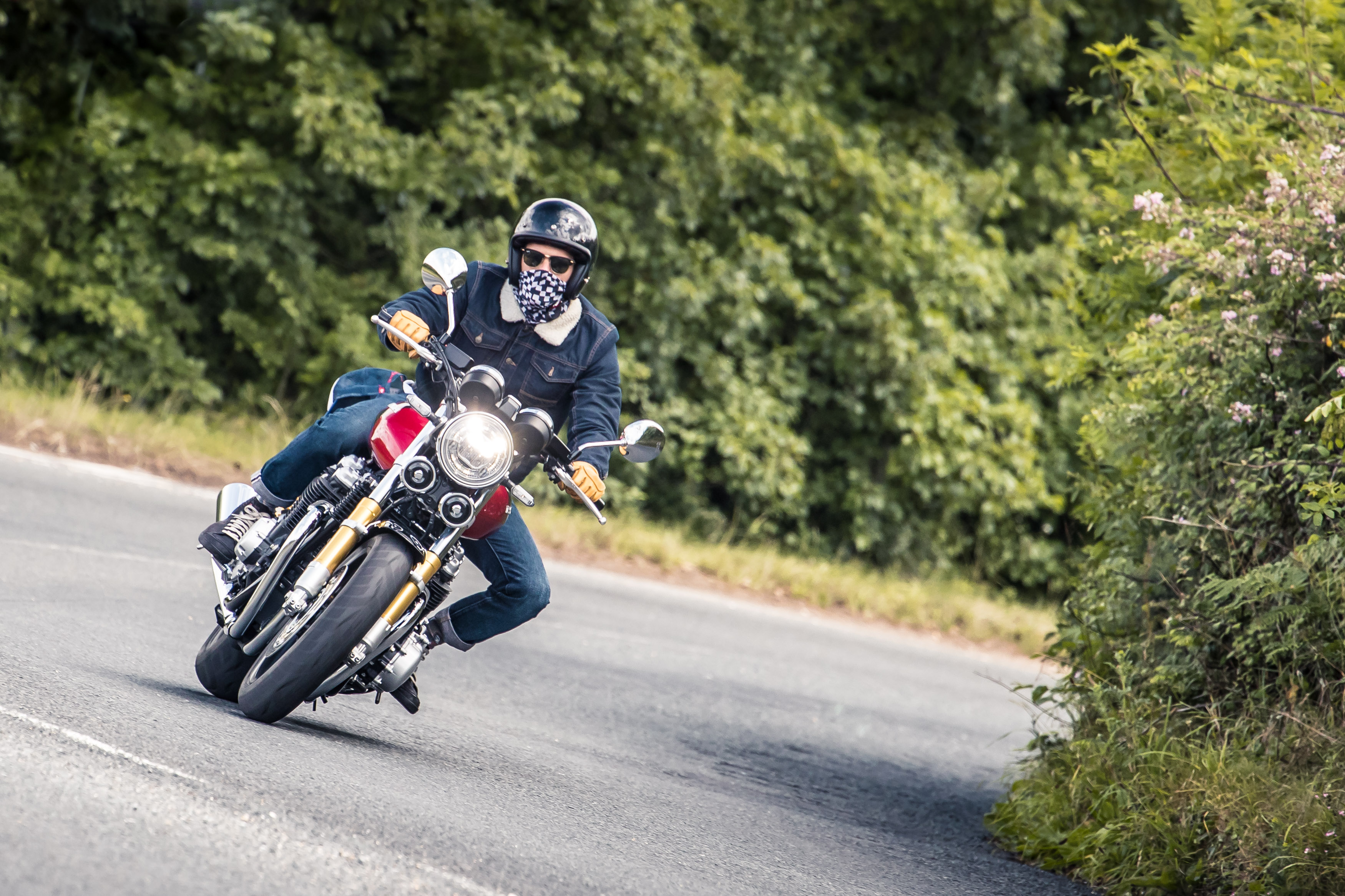Flat-Out Magazine | Honda CB1100 RS – Flat-Out Magazine