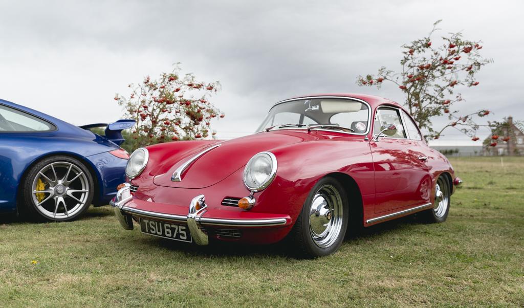 Canford Classics Porsche Pull-In 3