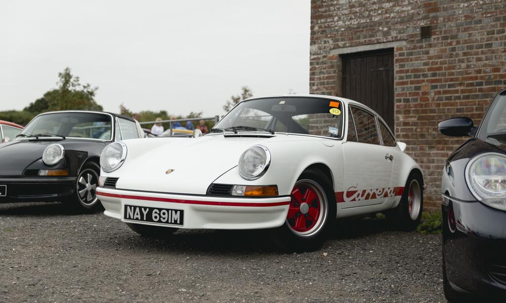 Canford Classics Porsche Pull-In 5