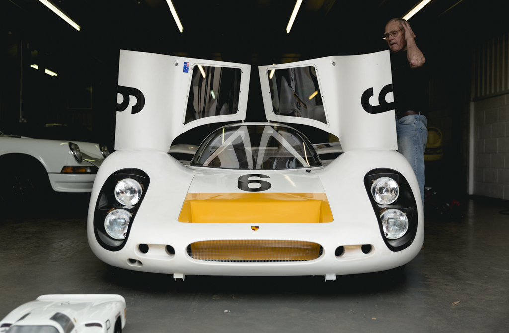 Porsche 908 recreation Canford Classics