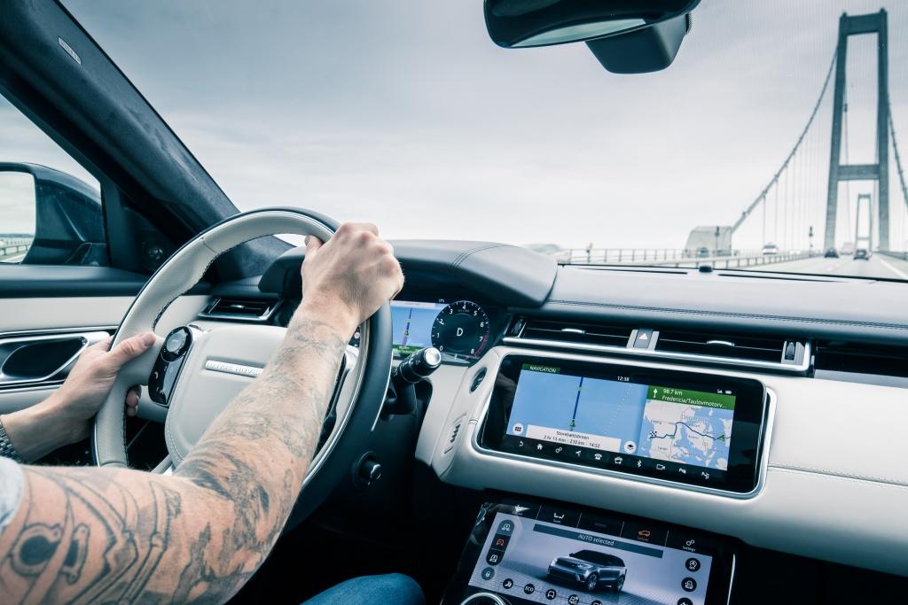 Range Rover Velar Denmark