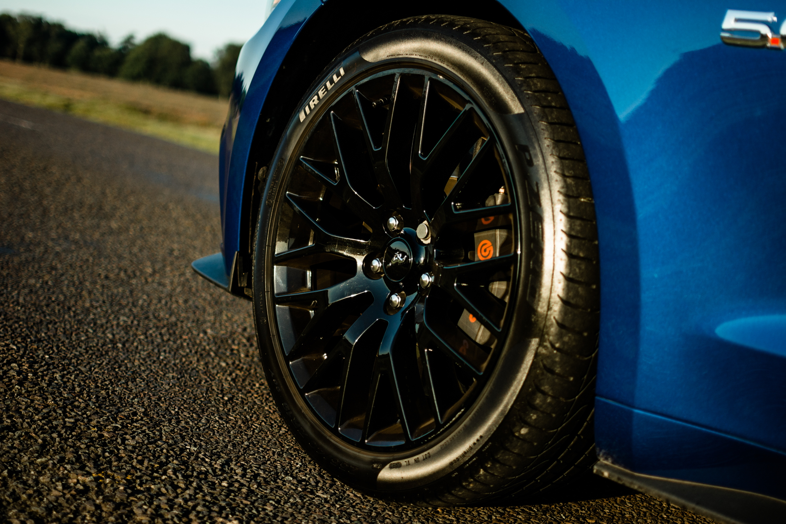Ford Mustang 2017 wheel