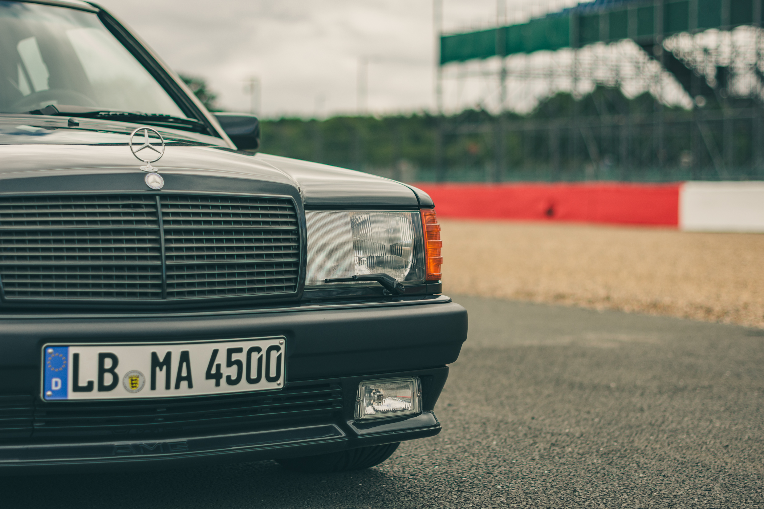 Flat Out Magazine Driving Heroes Mercedes Benz 190 E Amg Flat